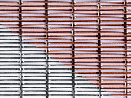 Architectural Wire Mesh - Mesh Coloring from HAVER & BOECKER