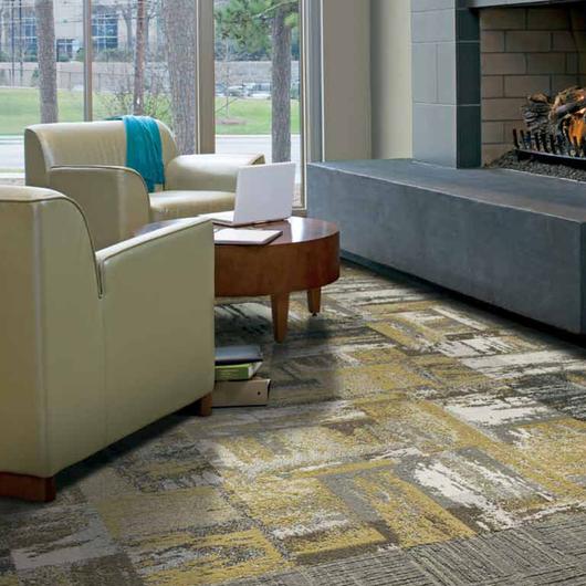 Modular Carpets - APeeling / Interface