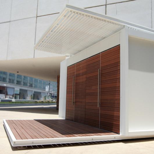 Quioscos / BKT Mobiliario Urbano