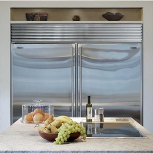 Refrigerador Dual Empotrable Sub-Zero / Top Kitchen