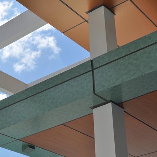 Aluminum Composites - Timber Series Finishes