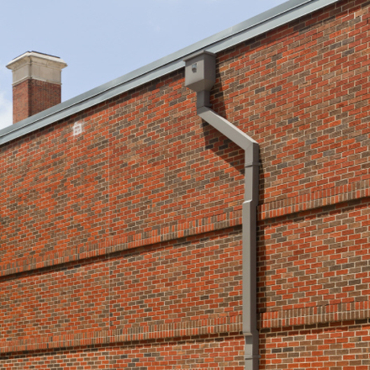 Roof Panel Double Lock Standing Seam From Vmzinc