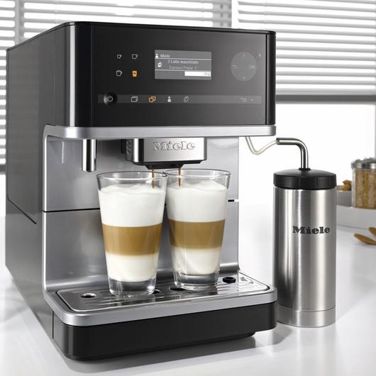 Cafetera Miele