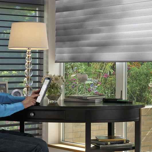 Sistema de motorización para cortinas y persianas - PowerRise® / Luxaflex