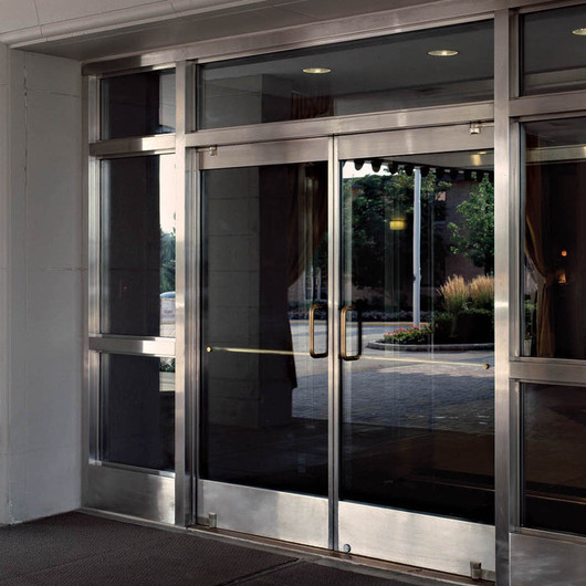 Glass Doors - Tempered Glass Balanced Doors