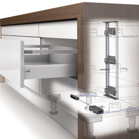 Sistema de cajones ArciTech