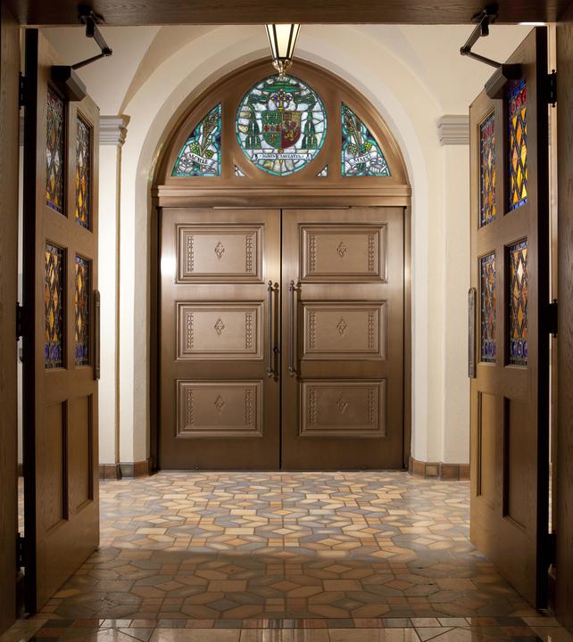 Bronze Doors - Formed Bronze Balanced Doors | Ellison Bronze & Bronze Doors - Formed Bronze Balanced Doors from Ellison Bronze Pezcame.Com