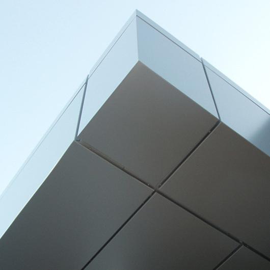 Materiales Compuestos de Aluminio  – Acabados de Mica / Alpolic