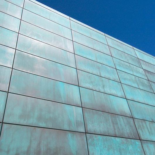 Materiales Compuestos de Aluminio – Metales Naturales / Alpolic