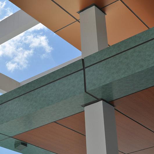 Materiales Compuestos de Aluminio – Serie Acabados Madera