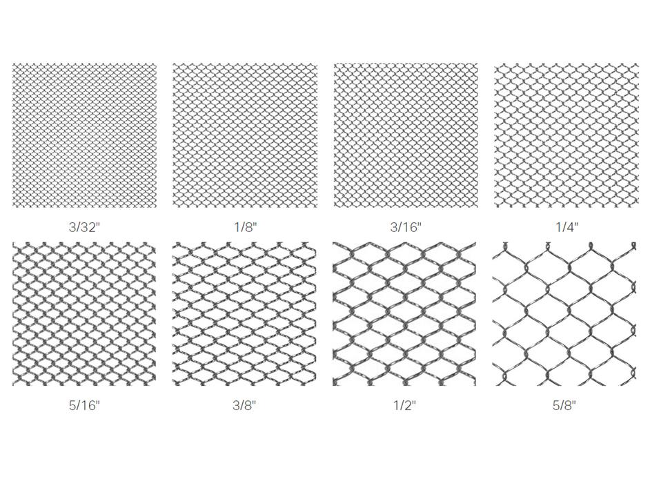 متریال: اتصالات فلزی سیمی در دکوراسیون داخلی و خارجی