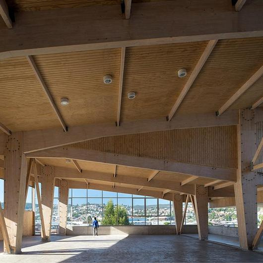 ¿Por qué usar madera laminada HILAM? / Arauco
