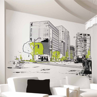 Carpenter: Papel Mural Colección Design Evolution (8) Design Evolution