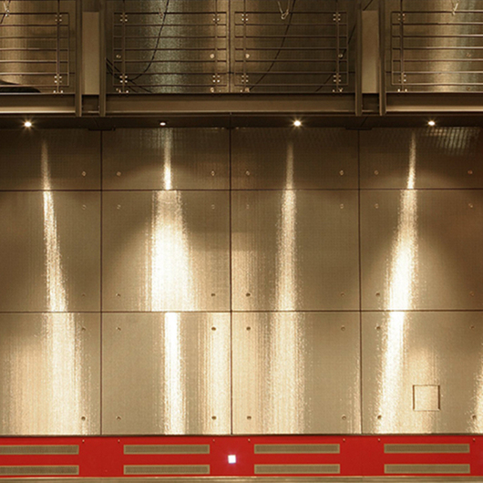Architectural Wire Meshes - MINIFLEX 8135 / HAVER & BOECKER