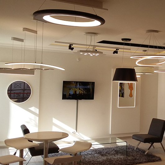 Luminario decorativo FLAT