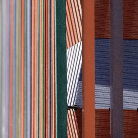 Fachadas ventiladas de cerámica - NBK Ceramic Terrart