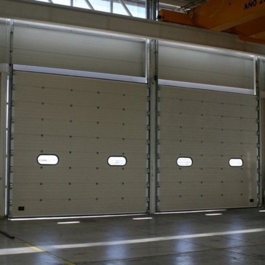 Puerta seccional de apertura Standard PB1