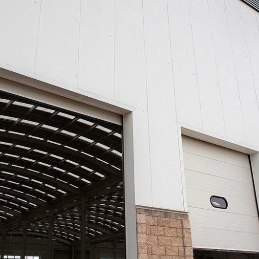 Puerta Seccional de apertura Vertical PB3