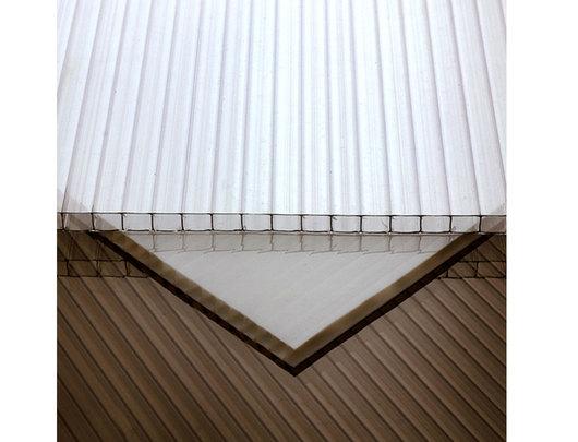 Planchas de policarbonato alveolar doble pared extralite - Plancha policarbonato transparente ...