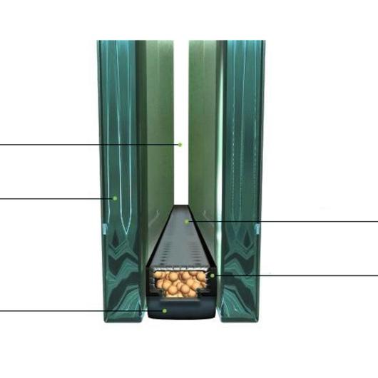 Cristal Low E / Glasstech