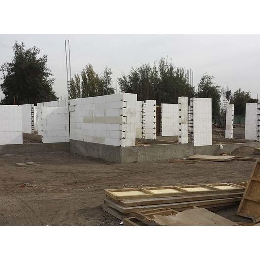 Bloque Aislante para Muros - ICF 15