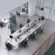 Mobiliario de oficinas expace de sos fursys for Oficinas temporales