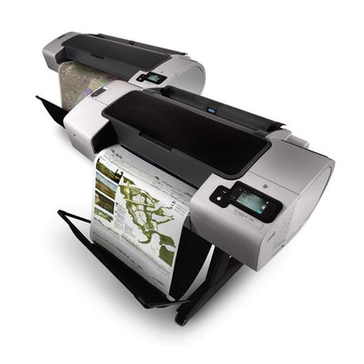 Impresora Designjet T790 ePrinter