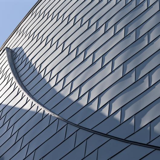 Façade Panels - Flatlock Tiles