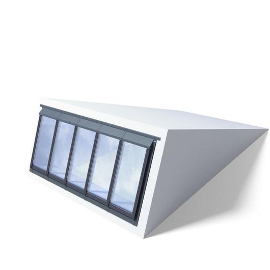 Modular Skylights - Northlight 40-90°