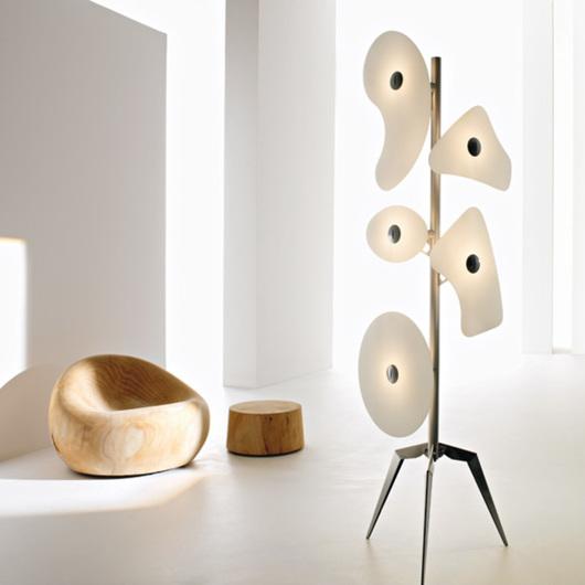 Iluminación decorativa y técnica Foscarini