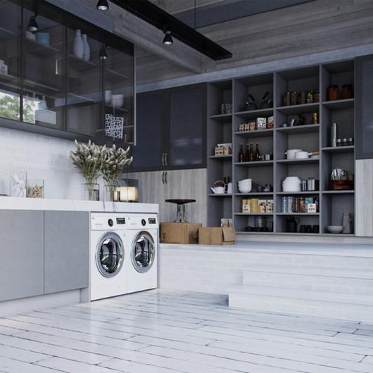 Muebles y complementos para Lavanderías