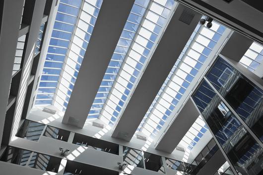 Modular Skylights Atrium Longlight Ridgelight From Velux