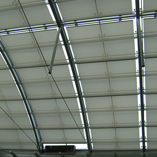Sistema de Protección Solar - FTS