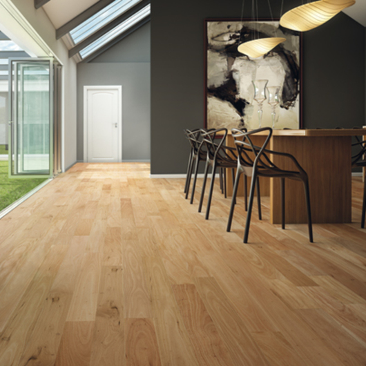 Hardwood Flooring - Smooth Collection