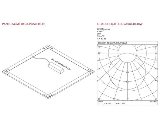 sistema quadrolight para cielos de hunter douglas