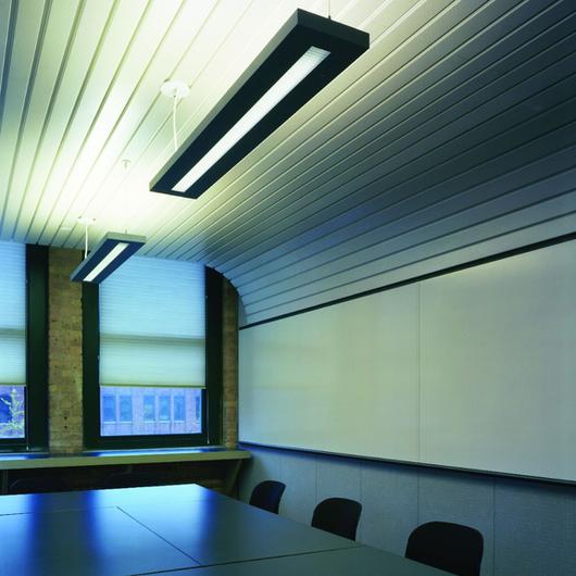 Panel Suspendido Metálico Lineal PARALINE®