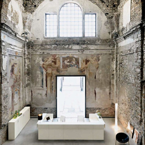 Mobiliario Recepción Factory / Bash Interiorismo