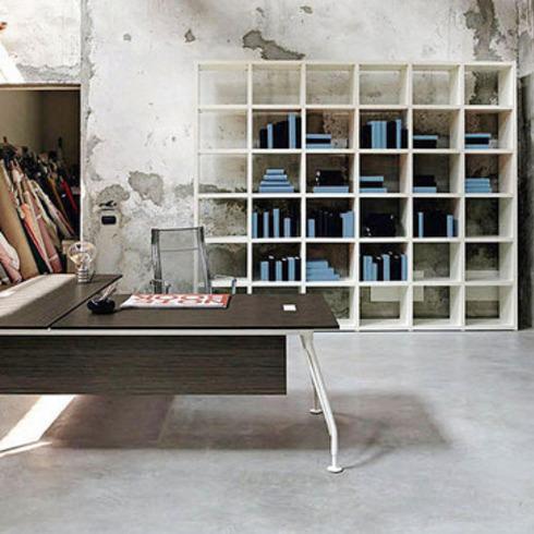 Mobiliario de Oficinas Glamour / Bash Interiorismo