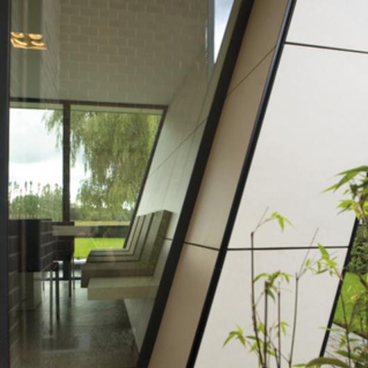 Revestimiento Natura, Casa ampliada en Bélgica / Pizarreño