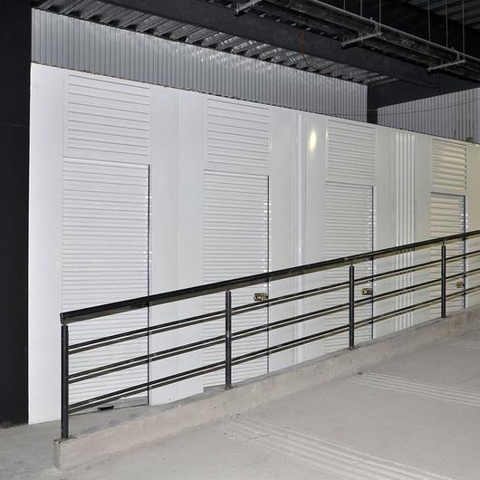 Bodegas para sótanos de estacionamiento