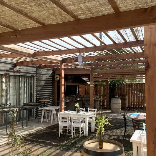 Casas exteriores soluciones integrales para ambientes for Terrazas quinchos