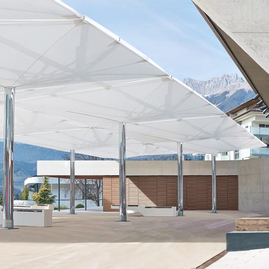 Tulip umbrella type e from mdt tex for Architecture upbrella
