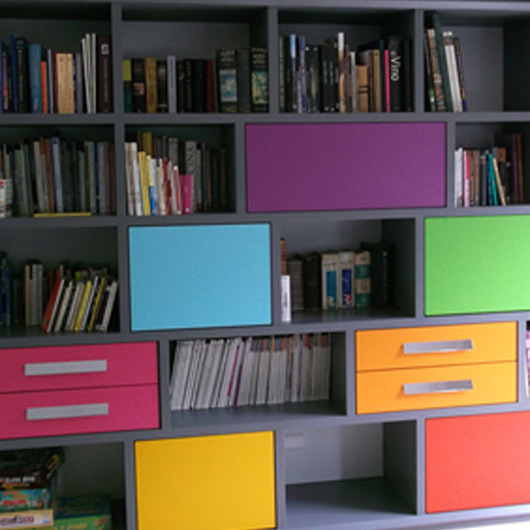 Muebles para Closet y Baños