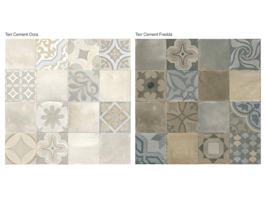 Colección | Porcelanato Terracota | Atika
