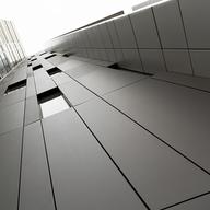 UHPC Facade Panels - Flat Textures