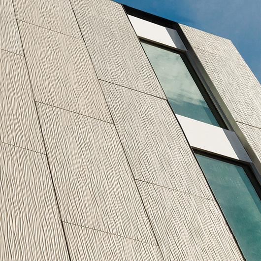 UHPC Facade Panels - Raised Textures
