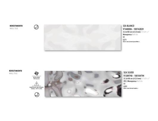 Colección Porcelanato Serie Sea | Porcelanosa Grupo