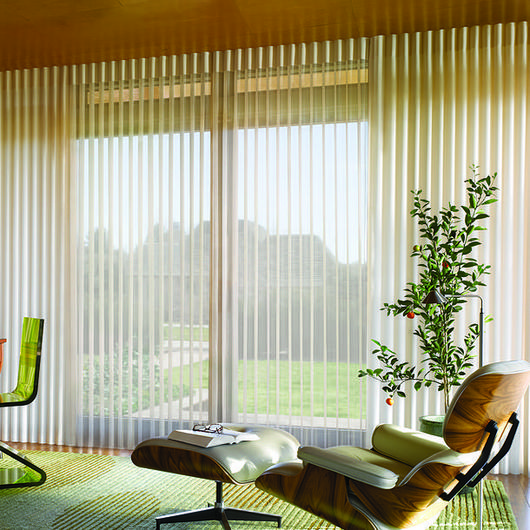 Cortinas Luminette / Luxaflex