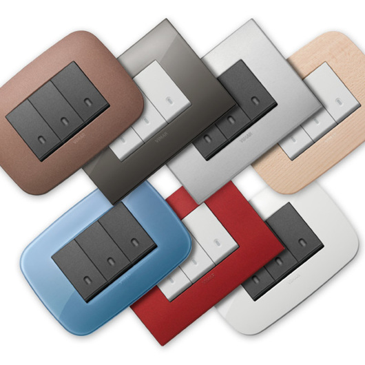Interruptores / Accesorios Serie Arké