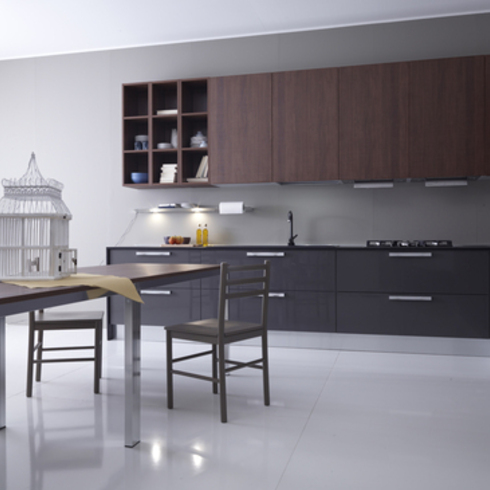 Mobiliario de Cocinas Terra / MK